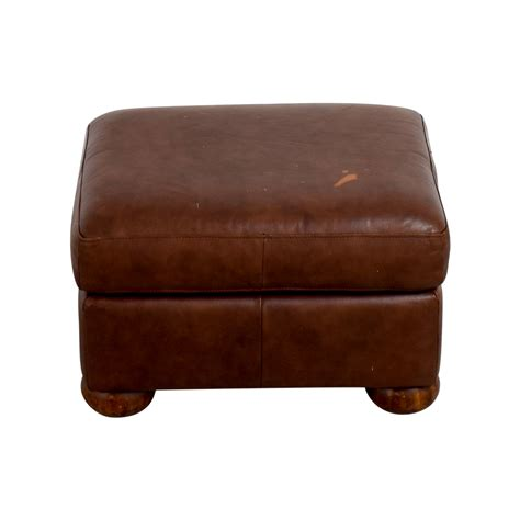 leather ottomans on sale chairs used chairs for sale