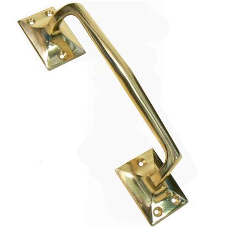 snobsknobs offset brass pull handle standard snobsknobs
