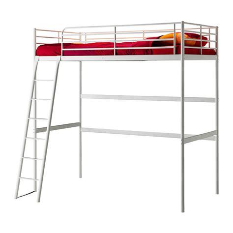 Loft Bed Metal Frame Troms 214 Loft Bed Frame Ikea