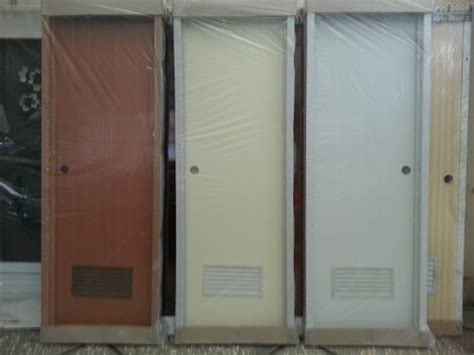Pintu Pvc Kamar Mandi Warna Kayu kusen dan pintu pvc cocok untuk kamar mandi cv sekar sion