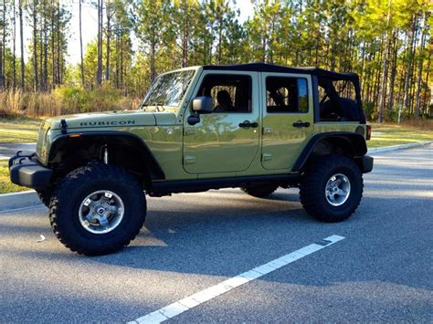 commando jeep modified modified commando green thread jeep wrangler forum