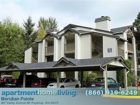Meridian Pointe Apartment Homes by Meridian Pointe Apartments Puyallup Apartments For Rent
