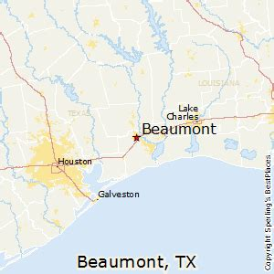 beaumont texas map best places to live in beaumont texas