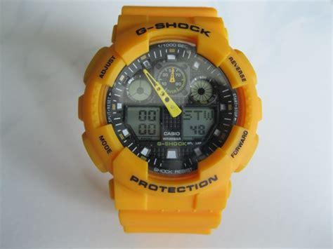 Jam Tangan G Shock 3 Warna Pilihan alya jam tangan g shock time rp 170 000