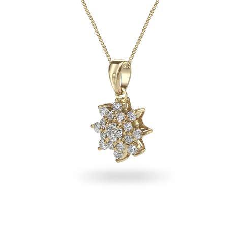 crown sun pendant crown of light