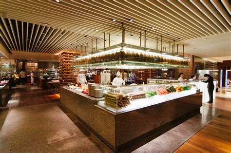 Kitchen Grand Hyatt by Top Hotel Buffets Best Buffets In Orchard Road Singapore