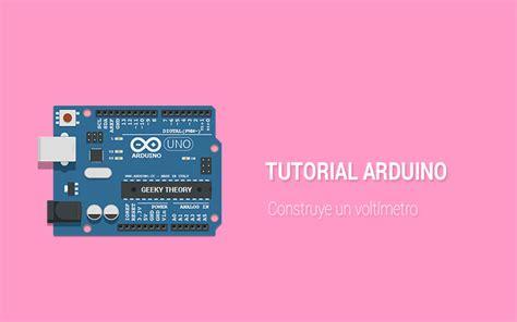 arduino javascript tutorial tutorial arduino uno construye un volt 237 metro