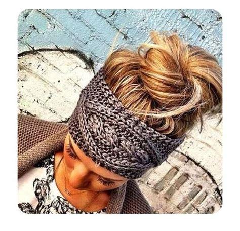 wonder wrap hair style how to headband that i could use as earmuffs i wonder where i