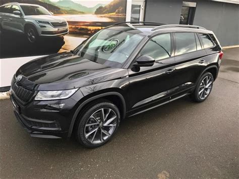 skoda kodiaq black sportline bussines grey vs quartz grey vs black vs white