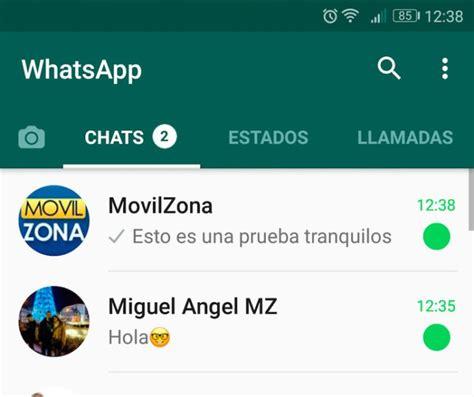 imagenes de amistad x wasap aprende a trabajar con mensajes no le 237 dos en whatsapp