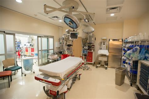 regional hospital emergency room pediatric er contributes to success of new c s mott children s hospital