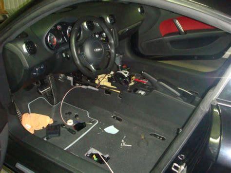 Audi A4 B6 Handschuhfachdeckel Ausbauen by Komplettumbau Innenausstattung Elektrische Sitze