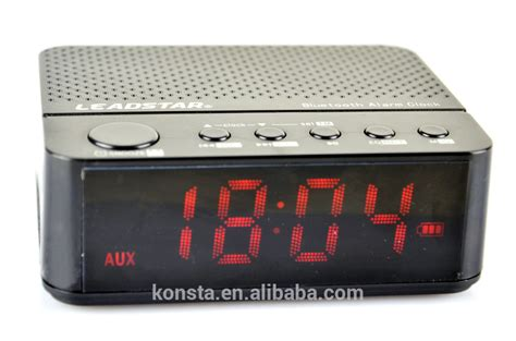 Bedroom Alarm Clock merry christmas mini portable bluetooth speaker with clock