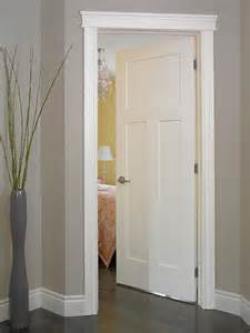 Interior Door Finishes Craftsman Iii Smooth Finish Moulded Interior Door Flickr Photo