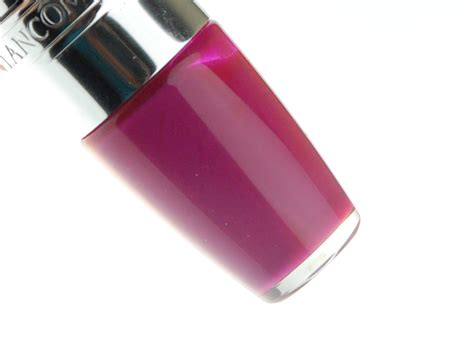 Lancome Lip Tint lanc 244 me shaker tinted lip in berry in