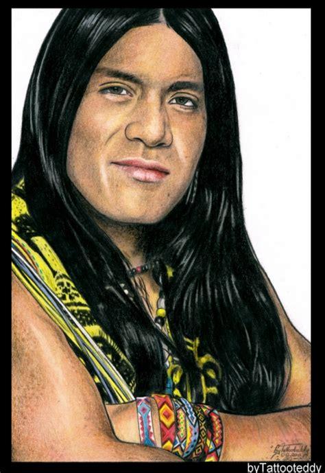 Portrait Of Leo Rojas By Tattooteddy On Stars Portraits