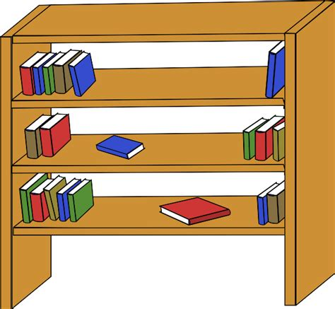 bookcase images cliparts co