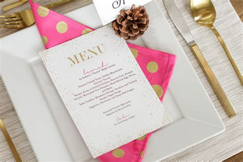 baby shower menu for winter chic winter baby shower baby shower ideas