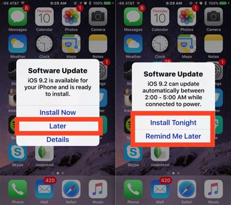 how to uninstall ios 6 update automatically install ios software update in the middle of