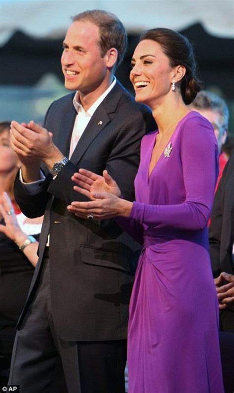 Prince William And Kate Middleton Back On by Kate Middleton And Prince William At Canada Day 2011 In