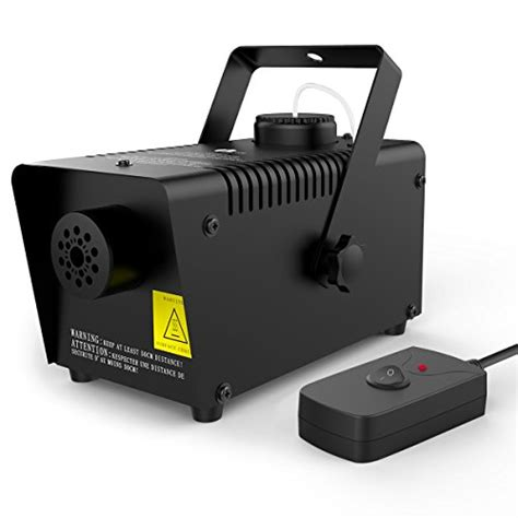 Sale Senter Mini 1watt 1byone 400 watt mini fog machine with wired remote 550ml tank capacity funtober