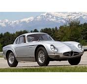 1954 Alfa Romeo 2000 Sportiva Scaglione Coupe