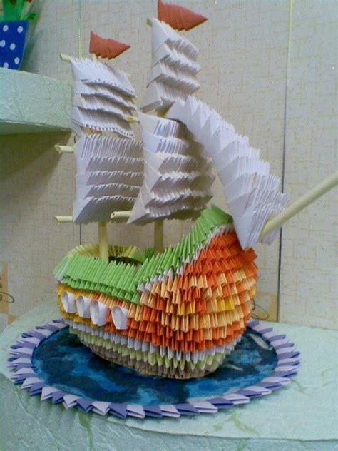 3d origami tricycle tutorial 25 b 228 sta 3d origami id 233 erna p 229 pinterest origami och fj 228 ril