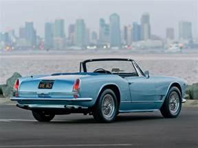 Maserati 3500 Gt 1960 1964 Maserati 3500 Gt Spyder Maserati Supercars Net