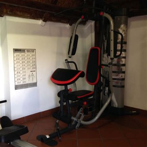 weider pro 5500 home fitness 40329991 junk