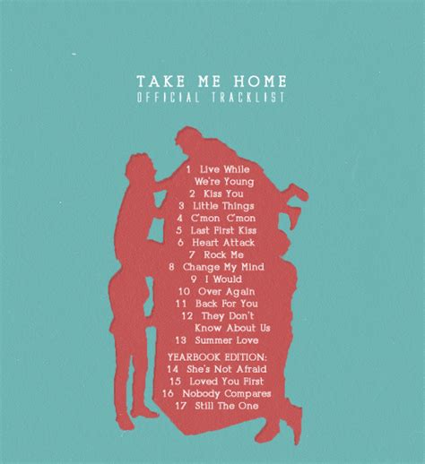 one direction take me home dailyonedirection