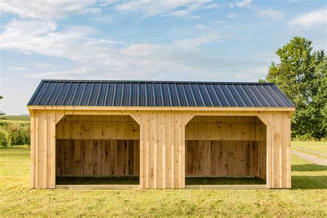 12x24 Shed Cost by 12x24 Run In Shed Barn Q A Byler Barns