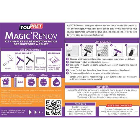 Magic Liss Plafond by Enduit De Lissage Magic Liss Montage Des Outils Magicliss