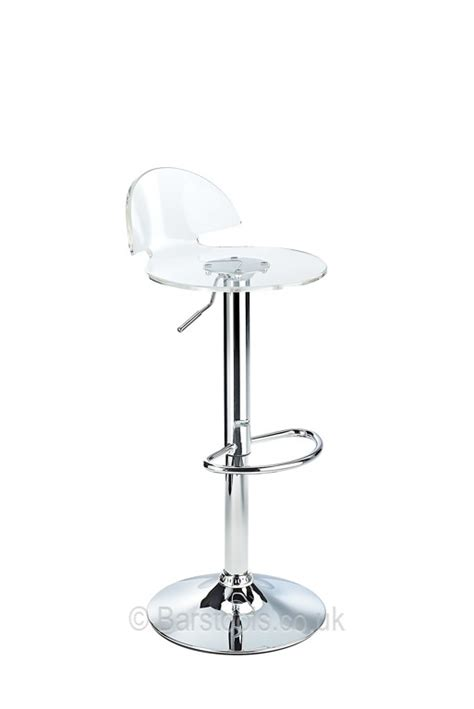 Clear Stools by Bar Stool Clear