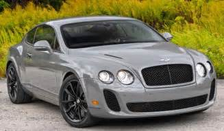 2010 Bentley Coupe 2010 Bentley Continental Supersports Coupe