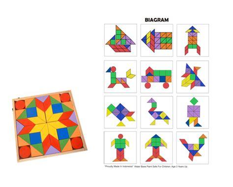 Terbaru Mainan Edukatif Puzzle 9 Bentuk Timbul mainan edukatif untuk bayi 9 bulan keatas mainan toys