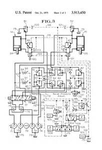 Press Brake Hydraulic Systems Patent Us3913450 Hydraulic System For Press