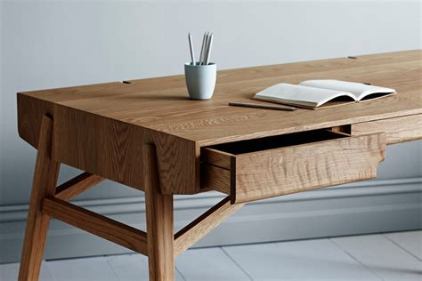 Handcrafted Desk - tuki desk tide design handmade furniture