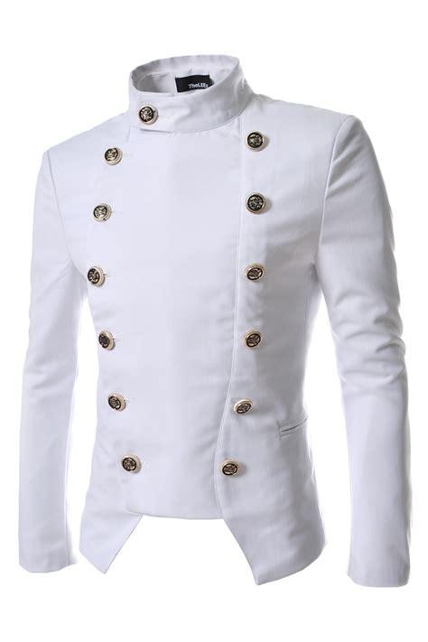 White Fashion Jacket White Coat Fashion S Coat 2017