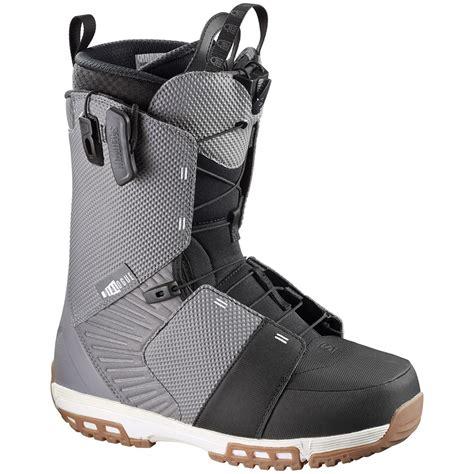 salomon snowboard boots salomon dialogue snowboard boots 2017 evo