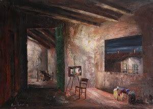 la soffitta cattolica opere 171 remo parise pittore contemporaneo remo parise
