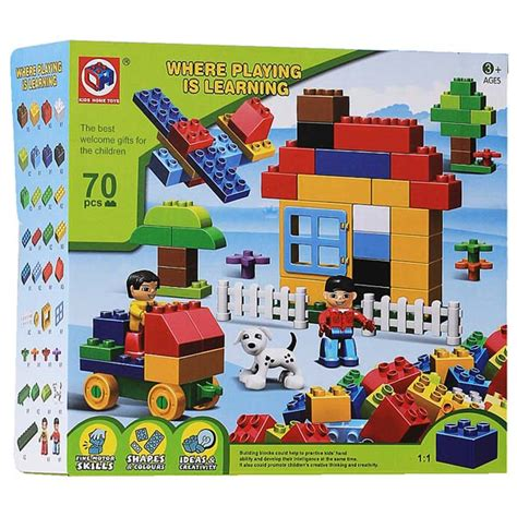 Mainan Block Number Paradise 70 Pcs mainan building set and blocks series mainananakonline