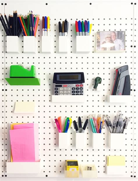 pegboard design design of the week manhattan pegboard collection