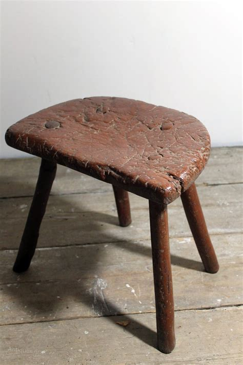 Has Stool by Early 19th C West Country Stool Antiques Atlas
