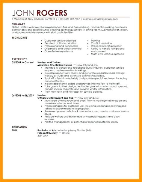 Summary Statement Resume by Summary Statement Resume Exles Sle Ideas
