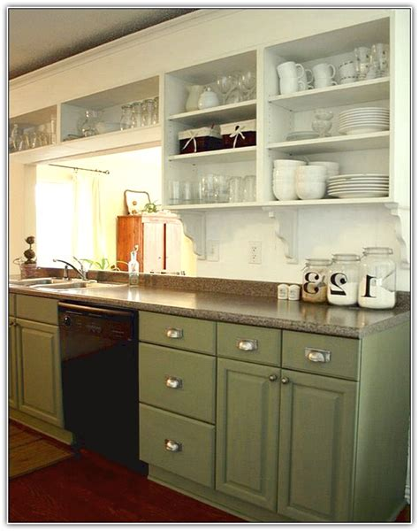kitchen cabinets without doors, Kitchen Without Cabinets