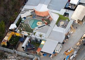 where is the big brother house located exclusive a secret secluded pool a second storey and a treehouse first look at