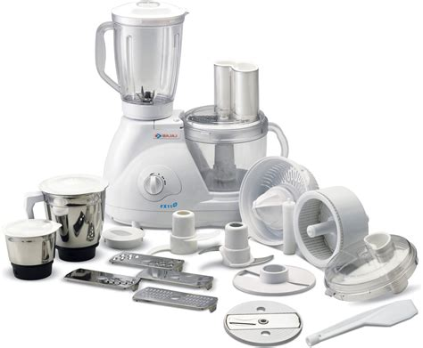 Blender Vienta 11 In 1 bajaj fx11 food factory 600 w food processor price in