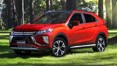 mitsubishi eclipse cross  confirmed significant