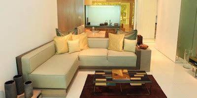 Sofa Tamu Bentuk L tips and tricks sofa bentuk l untuk sudut ruang tamu yang