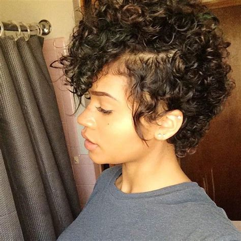 instagram pix of women shaved hair and waves 1000 ideas about short natural curls on pinterest